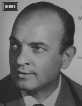 Miguel Calo<br/>28/10/1907 - 24/05/1972